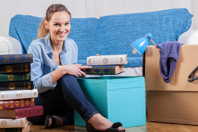 Declutter Before You Make The Move